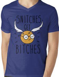 S get B Mens V-Neck T-Shirt