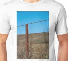 Rusty Fence Unisex T-Shirt