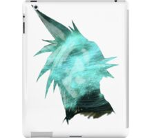 Cloud life stream iPad Case/Skin