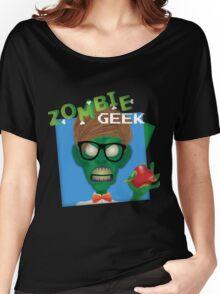 Zombie Geek Women's Relaxed Fit T-Shirt