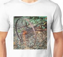 Rusty Plough Unisex T-Shirt