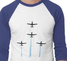 Flying High Men's Baseball ¾ T-Shirt