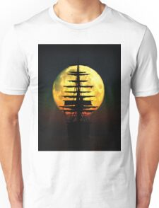 Pirates Of The Blood Moon Unisex T-Shirt