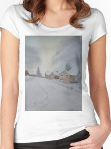Winters Way Women's Fitted Scoop T-Shirt