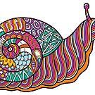 garden snail by BoYusya