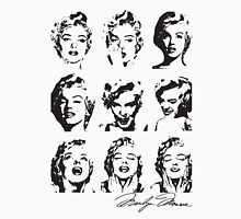Marilyn's Funny Faces Unisex T-Shirt