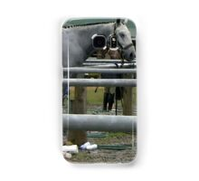 Horse Show Wash Stall   Samsung Galaxy Case/Skin