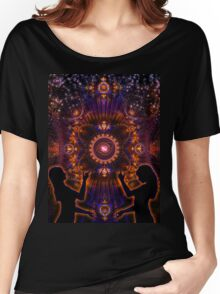 As Above, So Below Women's Relaxed Fit T-Shirt