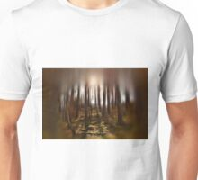 Forest Light 8. Unisex T-Shirt