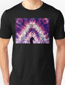 """Young Love"" - visionary art Unisex T-Shirt"