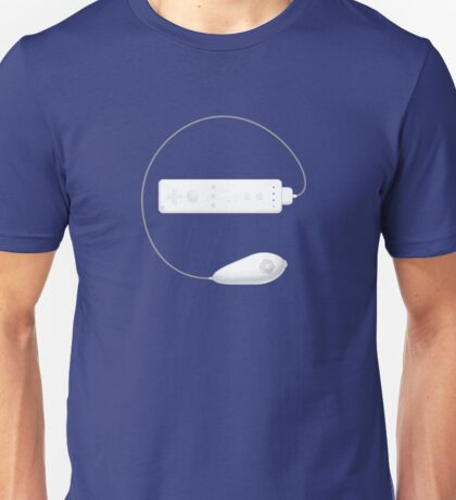 E - 2 Drop Cap Unisex T-Shirt