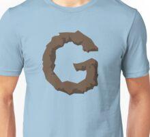 G - 1 Drop Cap Unisex T-Shirt