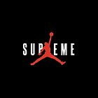 supreme jordan by suwon27
