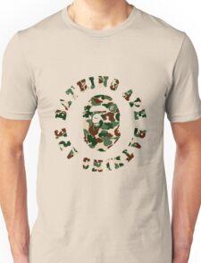 a bathing ape army Unisex T-Shirt