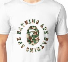 a bathing ape army Unisex T-Shirt