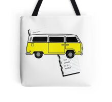 """Everyone Just Pretend To Be Normal"" T-Shirt Tote Bag"