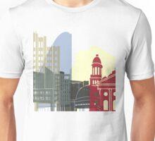 San Jose skyline poster Unisex T-Shirt