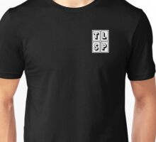 The Last Shadow Puppets logo design Unisex T-Shirt
