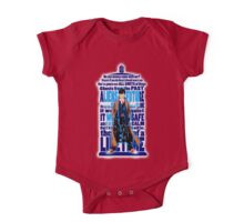 An Angel with all star red converse Shoes typograph One Piece - Short Sleeve