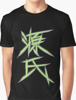 OW GENJI SPRAY Graphic T-Shirt