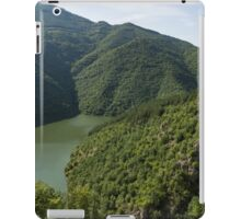 More Than Fifty Shades Of Green - Secluded Lake in the Mountains iPad Case/Skin