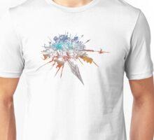 -FINAL FANTASY- Final Fantasy XIV Logo Unisex T-Shirt