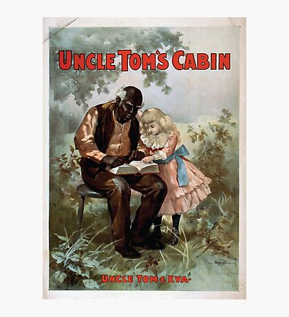 Performing Arts Posters Uncle Toms cabin 1165 Photographic Print