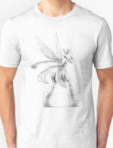 Scyther - original illustration Unisex T-Shirt