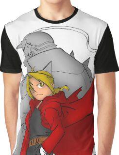 FMA Bros S Graphic T-Shirt
