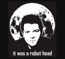 It Was A Robot Head T-Shirt