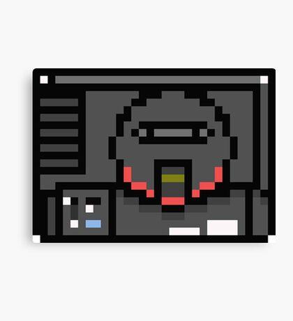 Sega Megadrive  Canvas Print