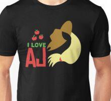 I LOVE APPLE JACK Unisex T-Shirt