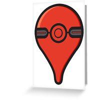 Pokémon Go - Cherish Ball! Greeting Card