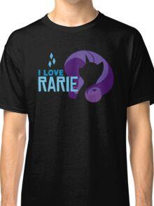 I LOVE RARIE Classic T-Shirt