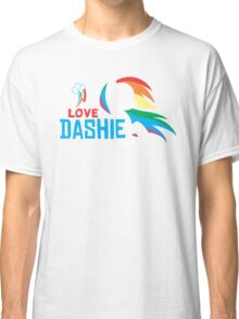 I LOVE DASHIE Classic T-Shirt