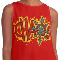 Chaos is Carnage Contrast Tank