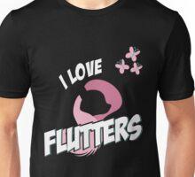 I LOVE FLUTTERSHY Unisex T-Shirt