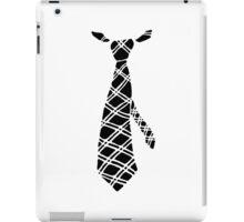 Funny Necktie Tie Print Graphic Print iPad Case/Skin