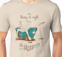 Doing it right, part 19: The Hangover Unisex T-Shirt