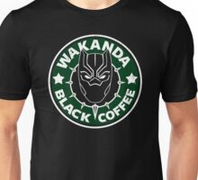 Wakanda Black Coffee B  Unisex T-Shirt