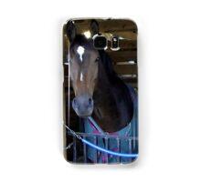 Horse Show Happy Man   Samsung Galaxy Case/Skin
