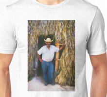 Cuban tabacco worker Unisex T-Shirt