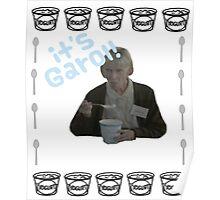 It's Garol! Poster