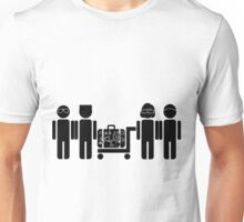 U2 - all the things you cant leave behind - suitcase Unisex T-Shirt