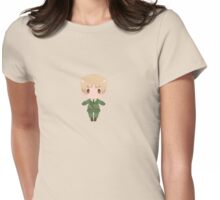 Lil' England Womens Fitted T-Shirt