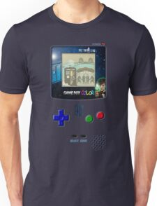 Space And Time traveller Gameboy special edition Unisex T-Shirt