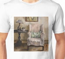 Reading Chair Unisex T-Shirt