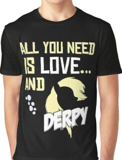 DERPY - LIMITED EDITION Graphic T-Shirt