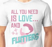 FLUTTERSHY - LIMITED EDITION Unisex T-Shirt