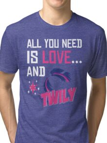 TWILY - LIMITED EDITION Tri-blend T-Shirt